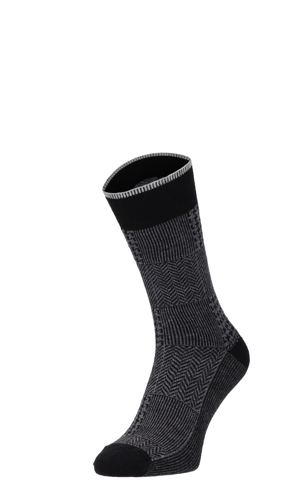 Haberdashery Herrensocken Black