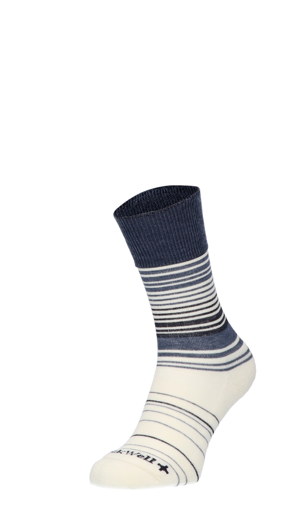 Easy Does It Damen Diabetikersocken Denim