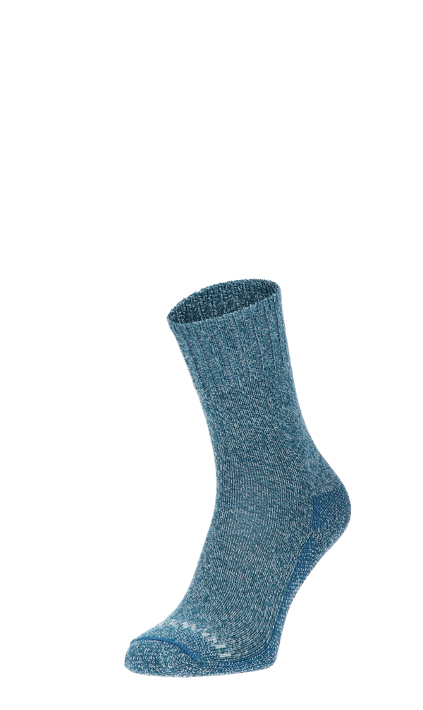 Big Easy Damen Diabetikersocken Teal