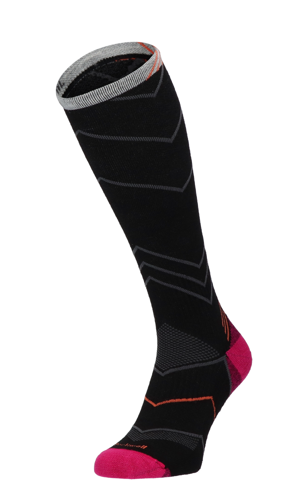 Incline Damen Sportsocken Klasse 1 Black