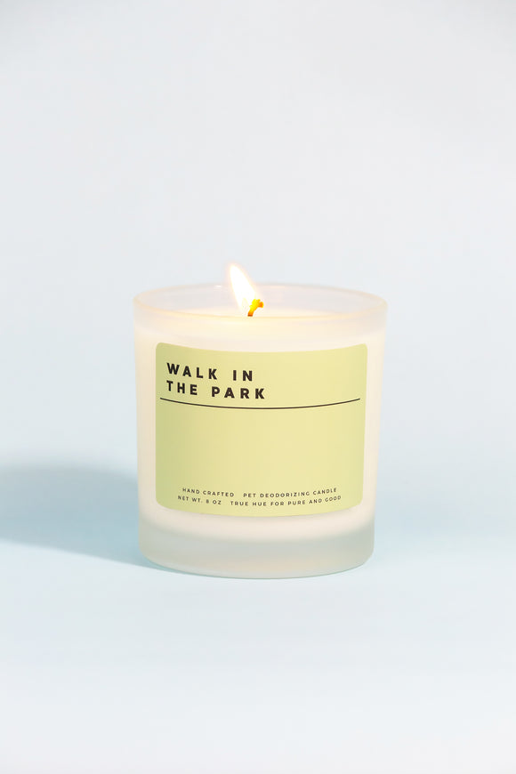 Walk In The Park Soy Wax Candle