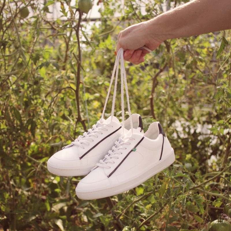 La nature au coeur de la mode - SUPERGREEN Shoes, cultivateurs de chaussures since 2020