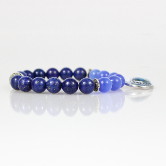 Dallas Mavericks Bead Bracelet