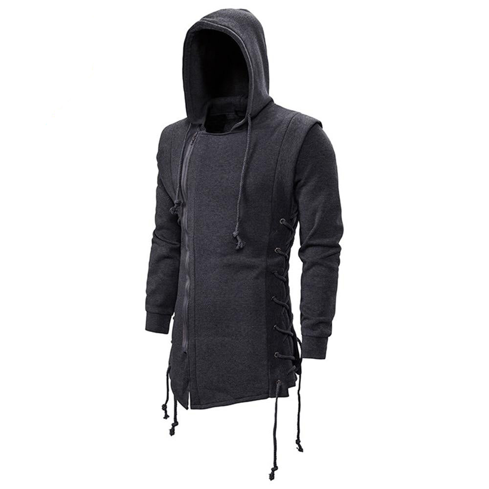 Fly Asymmetrical Shrouded Urban Hoodie