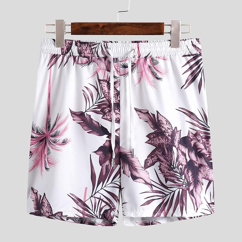Hawaiian Royal Matching Summer Short Set