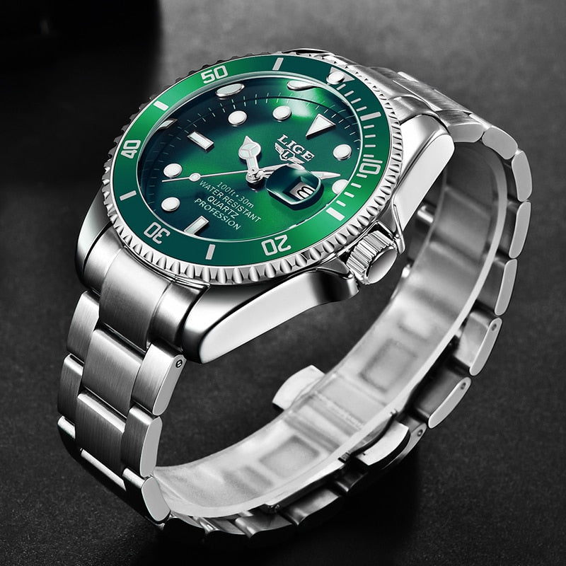 Fantastic Deep Diver Luxury Men's Watch
