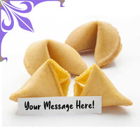 50 Personalized Fortune Cookies
