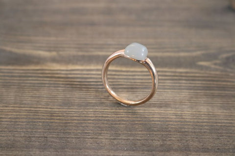 RING FIRENZE RG GREY OPAL S56