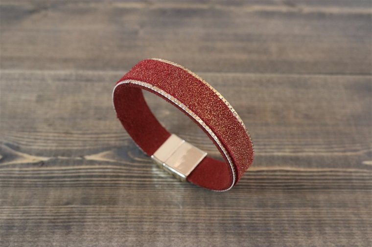 BRACELET ANGIE RED