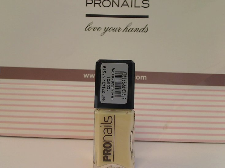 Nail polish 219 - Pronails