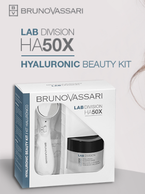 Hyaluronic Beauty Kit HA50X Bruno Vassari
