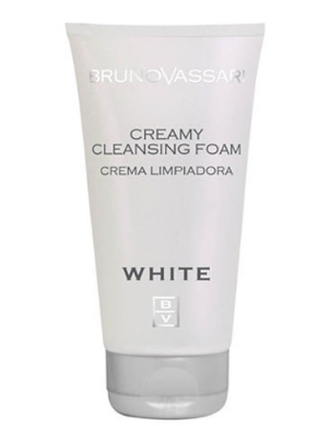 Creamy Cleansing Foam White Line Bruno Vassari