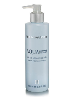 Cleansing Milk Aqua Genomics Bruno Vassari