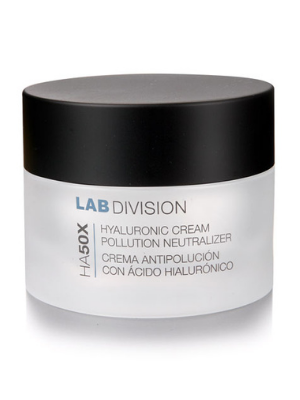 Hyaluronic Cream Pollution Neutralizer HA50X Bruno Vassari