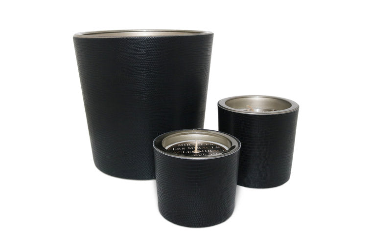 Scented candle black ch10
