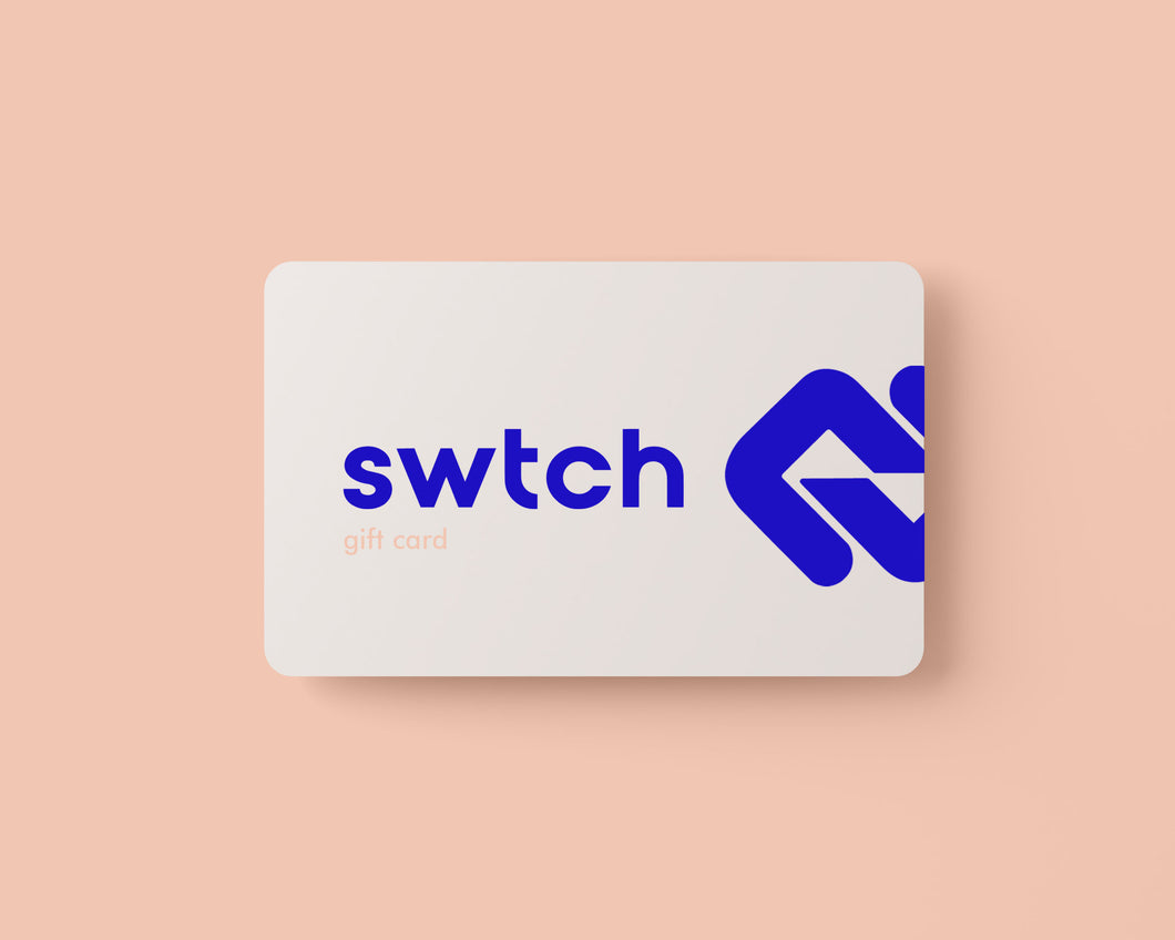 the swtch gift card