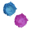 Blue and Pink Mica Powders are inluded for free in this Art Resin Kit.