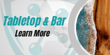 Primo Epoxy Resin Kits Line For Tabletops, Bar Tops and Countertops