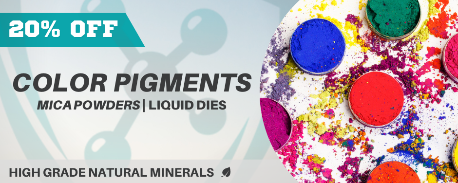 Primo Resin Color pigments - Mica Powders And Dyes