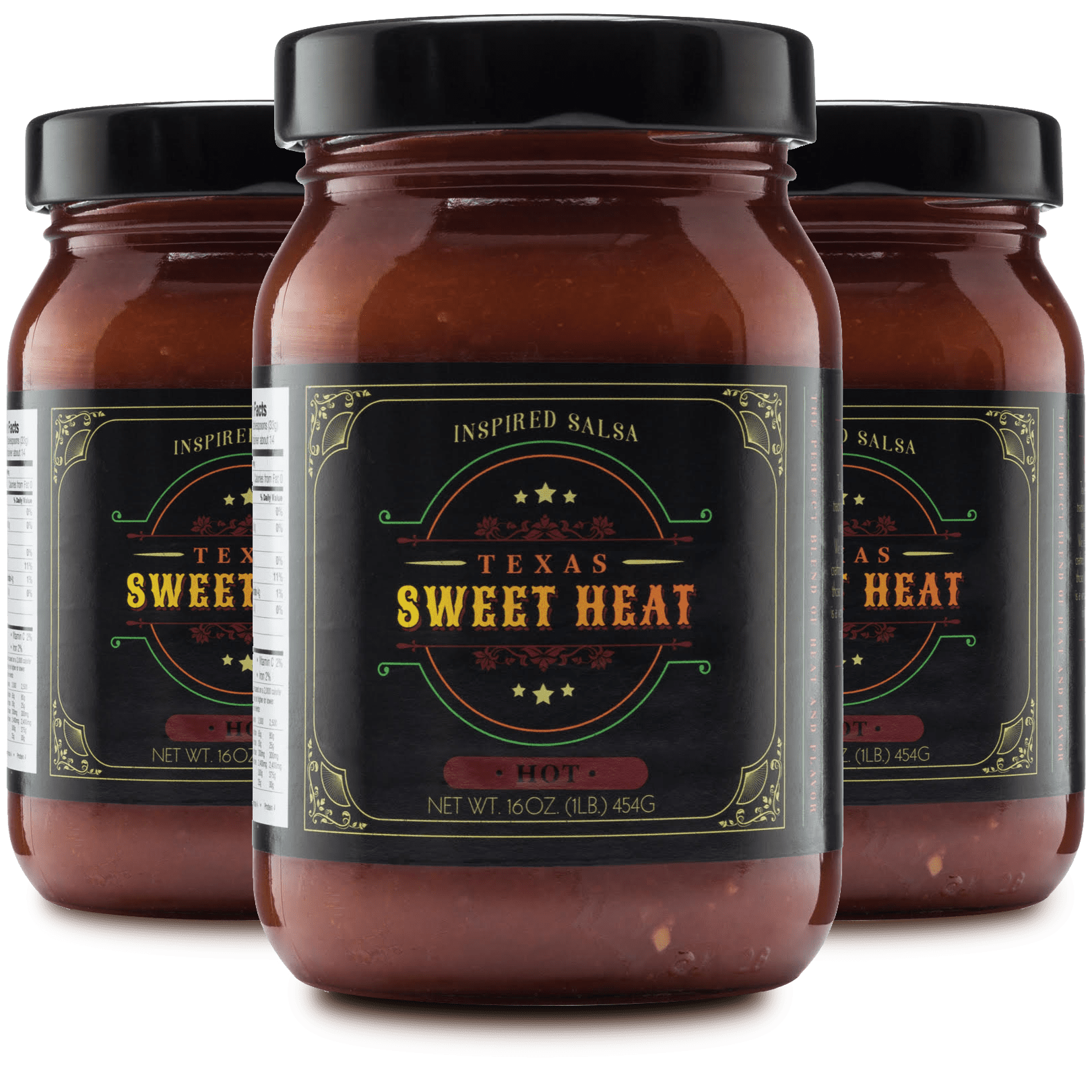 Texas Sweet Heat salsa