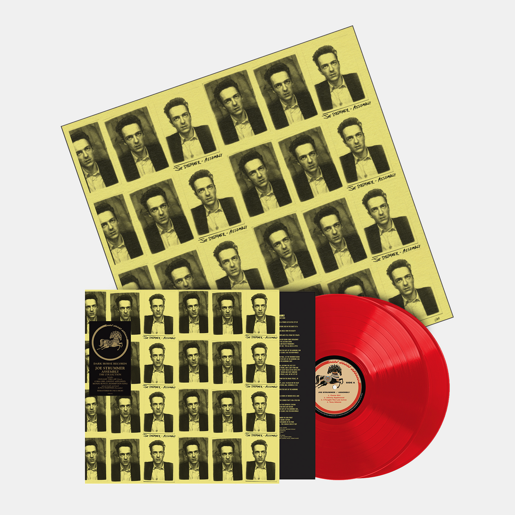 'Assembly' Limited Edition Red Vinyl Double LP + Exclusive Litho Art Print 1/2000