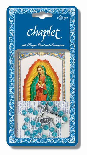 Our Lady of Guadalupe Deluxe Chaplet - St. Benedict's Catholic Store