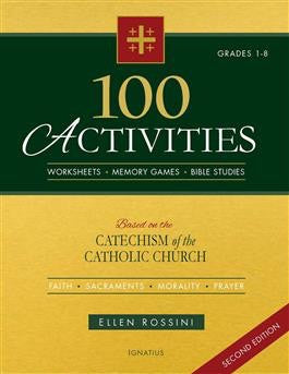 100 Activities Second Edition - St. Benedict's Catholic Store