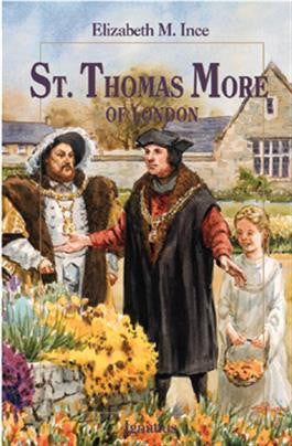 St Thomas More of London - St. Benedict's Catholic Store