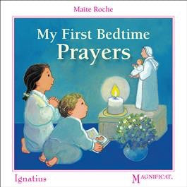 My First Bedtime Prayers - St. Benedict's Catholic Store