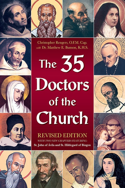 The Thirty-Five Doctors of the Church - St. Benedict's Catholic Store