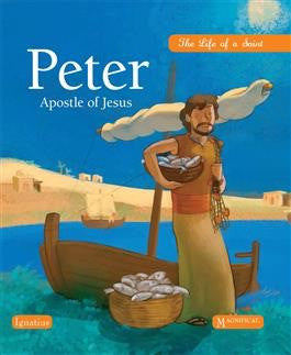 Peter Apostle of Jesus - St. Benedict's Catholic Store