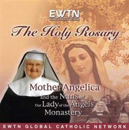 CD Holy Rosary Mother Angelica EWTN - St. Benedict's Catholic Store