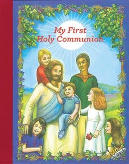 My First Holy Communion - St. Benedict's Catholic Store
