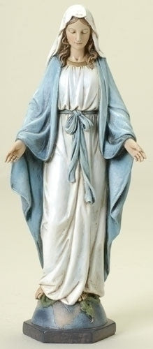 "10.25"" Our Lady of Grace Figure - St. Benedict's Catholic Store"