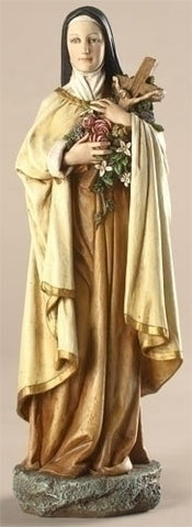 "10"" St Therese Figure"