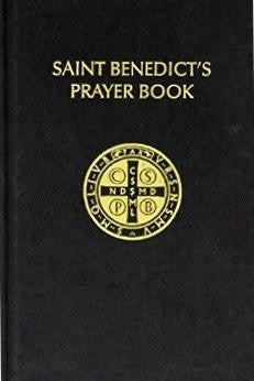 Saint Benedict's Prayer Book - St. Benedict's Catholic Store