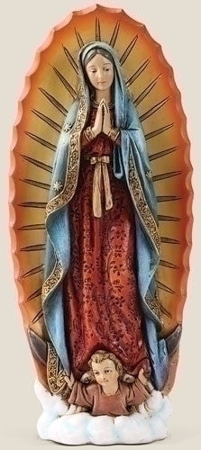 "7.25"" Lady of Guadalupe - St. Benedict's Catholic Store"