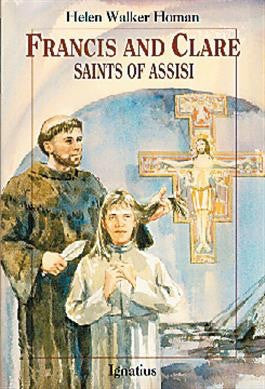 Francis and Clare Saints of Assisi - St. Benedict's Catholic Store