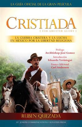 Cristiada (For Greater Glory) Spanish - St. Benedict's Catholic Store