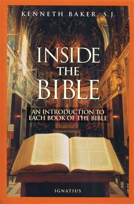Inside the Bible - St. Benedict's Catholic Store