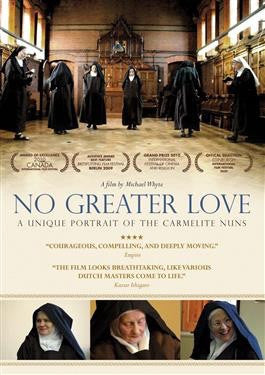 No Greater Love DVD - St. Benedict's Catholic Store