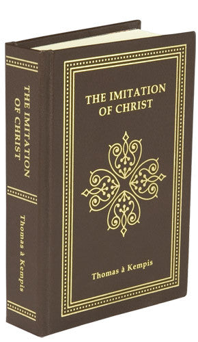 The Imitation of Christ by Thomas à Kempis - St. Benedict's Catholic Store