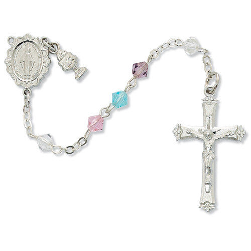 RF Multi Tin Cut Rosary