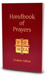 Handbook of Prayers Student Edition - St. Benedict's Catholic Store