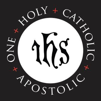 Catholic IHS Eucharist T-Shirt - St. Benedict's Catholic Store