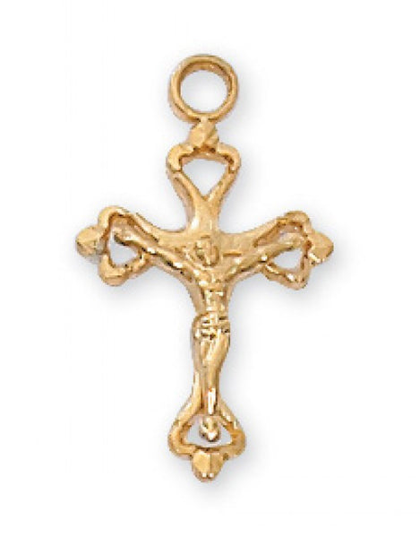 G/SS Crucifix 16CH - St. Benedict's Catholic Store