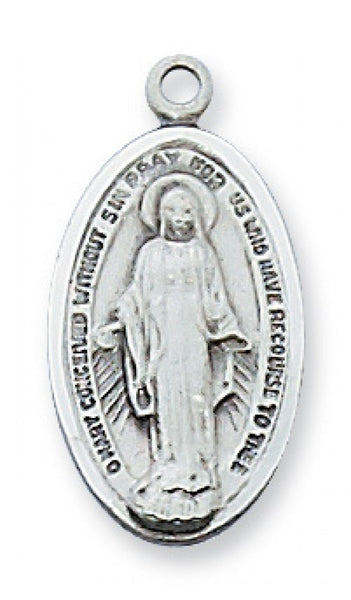"SS Miraculous 18"" - St. Benedict's Catholic Store"