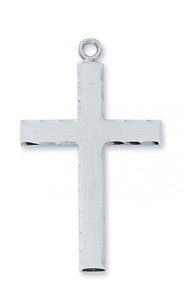 SS Eng Lord's Prayer Cross 24 - St. Benedict's Catholic Store