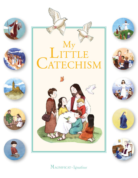 My Little Catechism - St. Benedict's Catholic Store