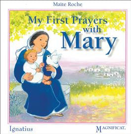 My First Prayers With Mary - St. Benedict's Catholic Store